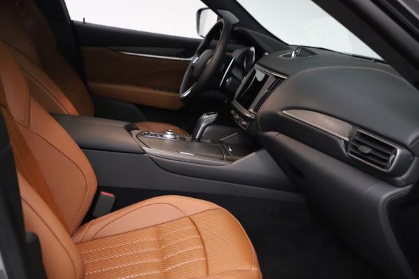 New 2021 Maserati Levante S Q4 GranSport for sale $114,485 at Pagani of Greenwich in Greenwich CT 06830 19