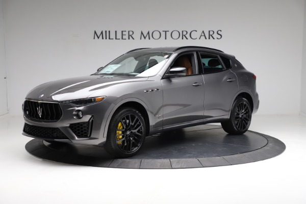 New 2021 Maserati Levante S Q4 GranSport for sale $114,485 at Pagani of Greenwich in Greenwich CT 06830 2