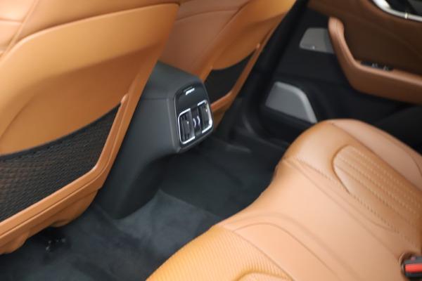 New 2021 Maserati Levante S Q4 GranSport for sale $114,485 at Pagani of Greenwich in Greenwich CT 06830 20