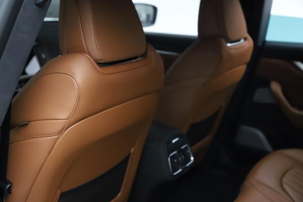 New 2021 Maserati Levante S Q4 GranSport for sale $114,485 at Pagani of Greenwich in Greenwich CT 06830 23