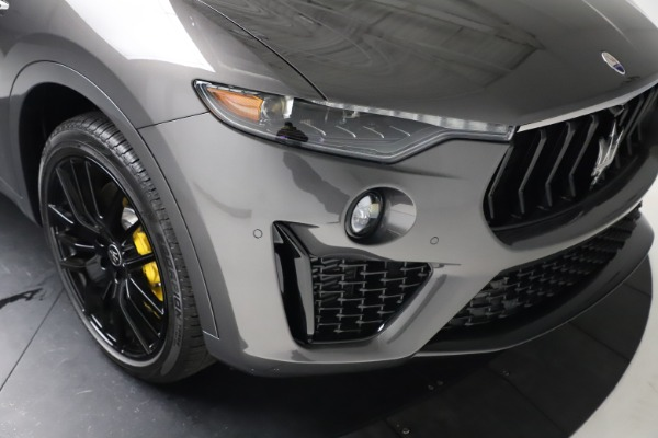 New 2021 Maserati Levante S Q4 GranSport for sale $114,485 at Pagani of Greenwich in Greenwich CT 06830 25