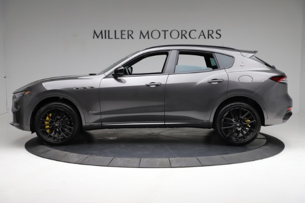 New 2021 Maserati Levante S Q4 GranSport for sale $114,485 at Pagani of Greenwich in Greenwich CT 06830 3