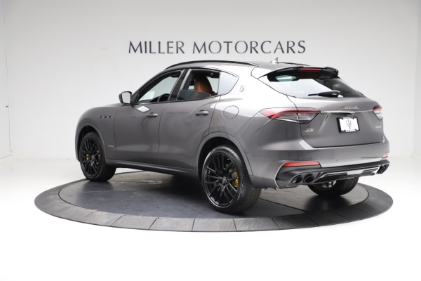 New 2021 Maserati Levante S Q4 GranSport for sale $114,485 at Pagani of Greenwich in Greenwich CT 06830 5