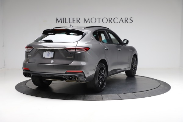 New 2021 Maserati Levante S Q4 GranSport for sale $114,485 at Pagani of Greenwich in Greenwich CT 06830 7