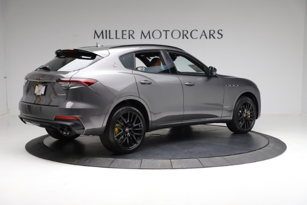 New 2021 Maserati Levante S Q4 GranSport for sale $114,485 at Pagani of Greenwich in Greenwich CT 06830 8