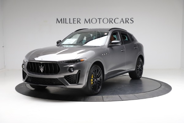 New 2021 Maserati Levante S Q4 GranSport for sale $114,485 at Pagani of Greenwich in Greenwich CT 06830 1
