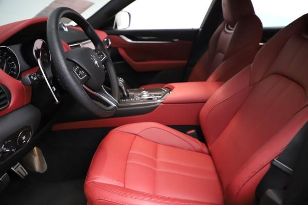 New 2021 Maserati Levante Q4 GranSport for sale $96,235 at Pagani of Greenwich in Greenwich CT 06830 13