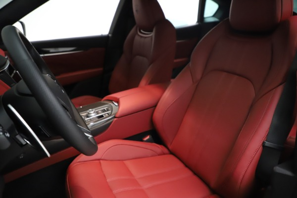 New 2021 Maserati Levante Q4 GranSport for sale $96,235 at Pagani of Greenwich in Greenwich CT 06830 14