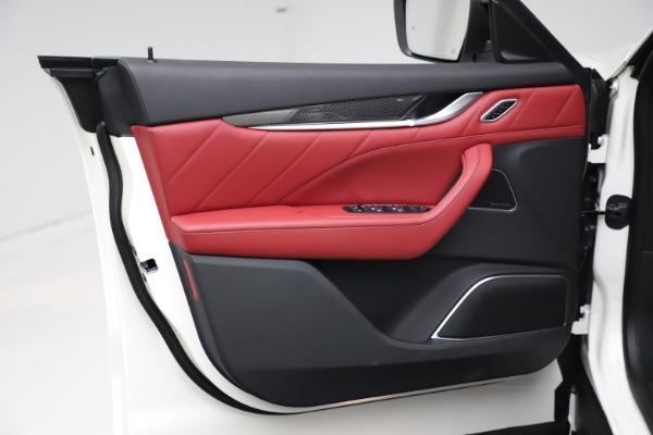 New 2021 Maserati Levante Q4 GranSport for sale $96,235 at Pagani of Greenwich in Greenwich CT 06830 16
