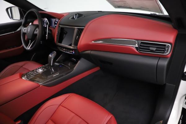 New 2021 Maserati Levante Q4 GranSport for sale $96,235 at Pagani of Greenwich in Greenwich CT 06830 20