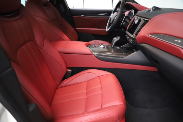 New 2021 Maserati Levante Q4 GranSport for sale $96,235 at Pagani of Greenwich in Greenwich CT 06830 21