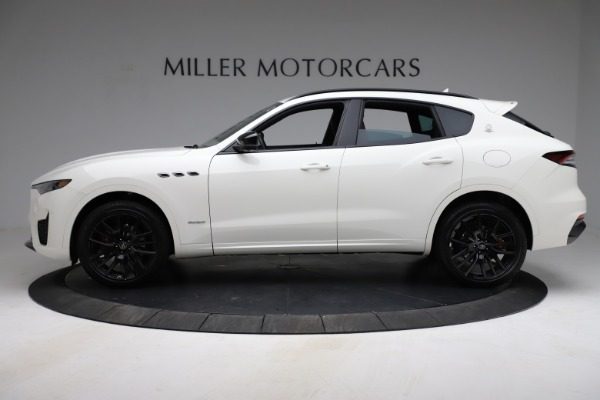 New 2021 Maserati Levante Q4 GranSport for sale $96,235 at Pagani of Greenwich in Greenwich CT 06830 3