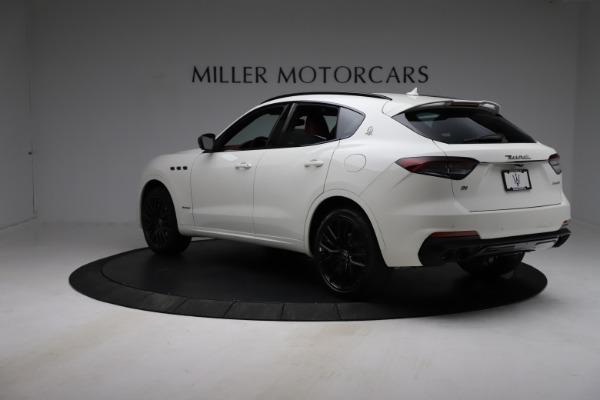 New 2021 Maserati Levante Q4 GranSport for sale $96,235 at Pagani of Greenwich in Greenwich CT 06830 4