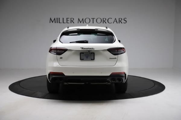 New 2021 Maserati Levante Q4 GranSport for sale $96,235 at Pagani of Greenwich in Greenwich CT 06830 5