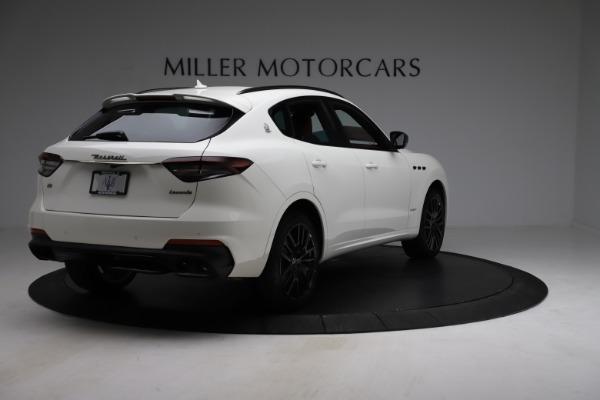 New 2021 Maserati Levante Q4 GranSport for sale $96,235 at Pagani of Greenwich in Greenwich CT 06830 7