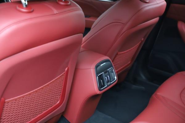 New 2021 Maserati Levante Q4 for sale Call for price at Pagani of Greenwich in Greenwich CT 06830 18
