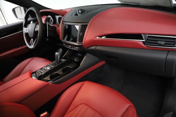 New 2021 Maserati Levante Q4 for sale Call for price at Pagani of Greenwich in Greenwich CT 06830 21