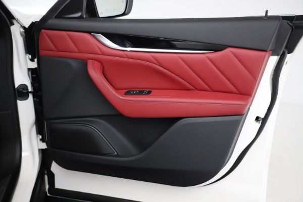 New 2021 Maserati Levante Q4 for sale Call for price at Pagani of Greenwich in Greenwich CT 06830 22