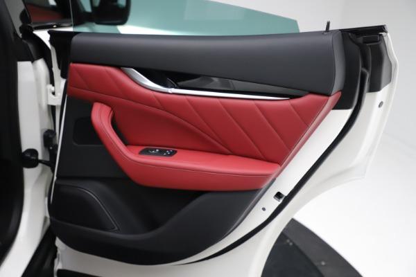 New 2021 Maserati Levante Q4 for sale Call for price at Pagani of Greenwich in Greenwich CT 06830 24