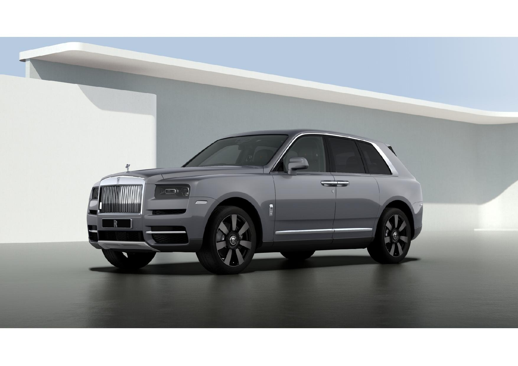 New 2021 Rolls-Royce Cullinan for sale Call for price at Pagani of Greenwich in Greenwich CT 06830 1
