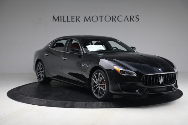 New 2021 Maserati Quattroporte S Q4 for sale $119,589 at Pagani of Greenwich in Greenwich CT 06830 11