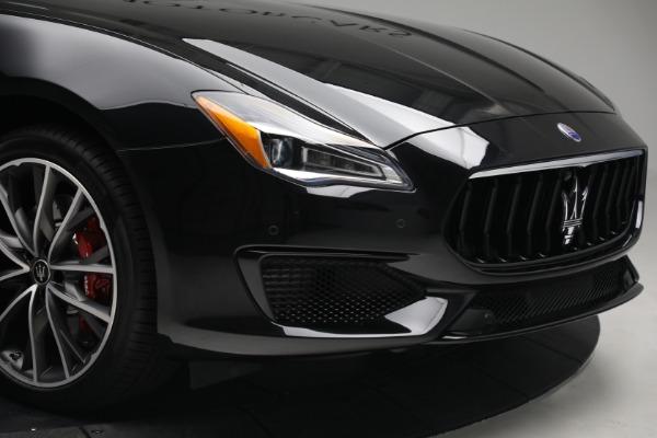 New 2021 Maserati Quattroporte S Q4 for sale $119,589 at Pagani of Greenwich in Greenwich CT 06830 13