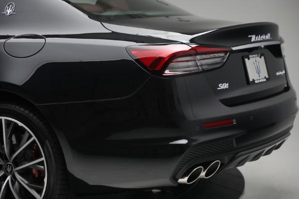 New 2021 Maserati Quattroporte S Q4 for sale $119,589 at Pagani of Greenwich in Greenwich CT 06830 14