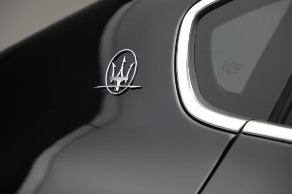 New 2021 Maserati Quattroporte S Q4 for sale $119,589 at Pagani of Greenwich in Greenwich CT 06830 15