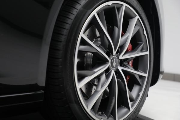 New 2021 Maserati Quattroporte S Q4 for sale $119,589 at Pagani of Greenwich in Greenwich CT 06830 16