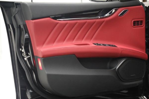 New 2021 Maserati Quattroporte S Q4 for sale $119,589 at Pagani of Greenwich in Greenwich CT 06830 17