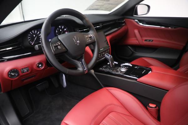 New 2021 Maserati Quattroporte S Q4 for sale $119,589 at Pagani of Greenwich in Greenwich CT 06830 18