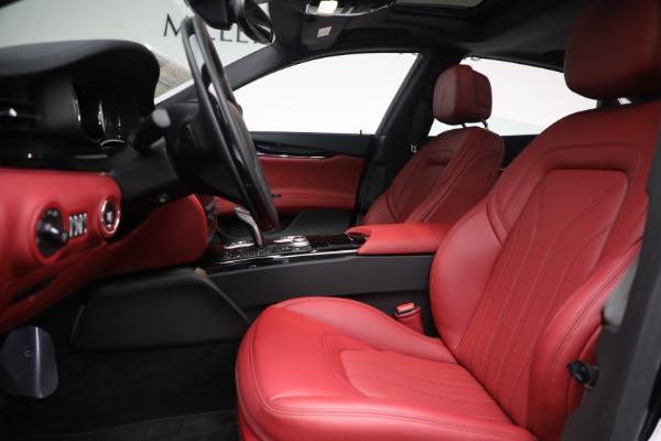 New 2021 Maserati Quattroporte S Q4 for sale $119,589 at Pagani of Greenwich in Greenwich CT 06830 19