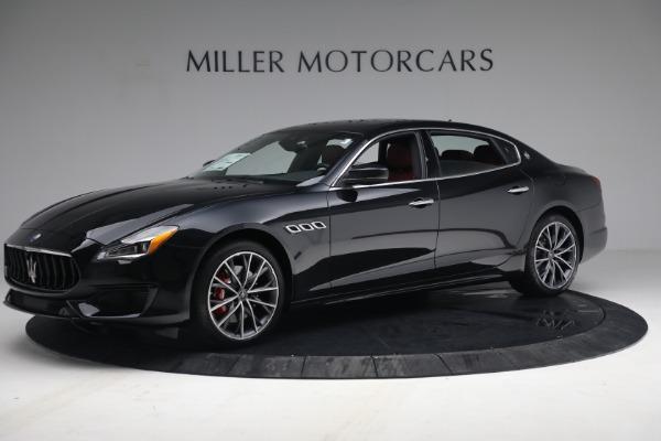 New 2021 Maserati Quattroporte S Q4 for sale $119,589 at Pagani of Greenwich in Greenwich CT 06830 2