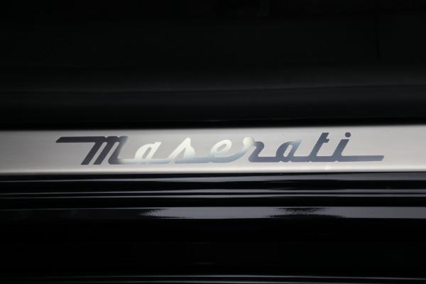 New 2021 Maserati Quattroporte S Q4 for sale $119,589 at Pagani of Greenwich in Greenwich CT 06830 22