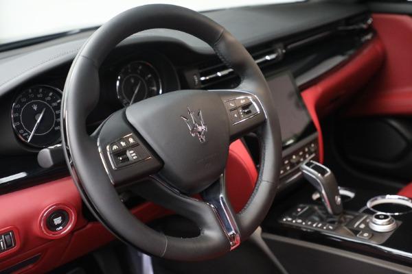 New 2021 Maserati Quattroporte S Q4 for sale $119,589 at Pagani of Greenwich in Greenwich CT 06830 23