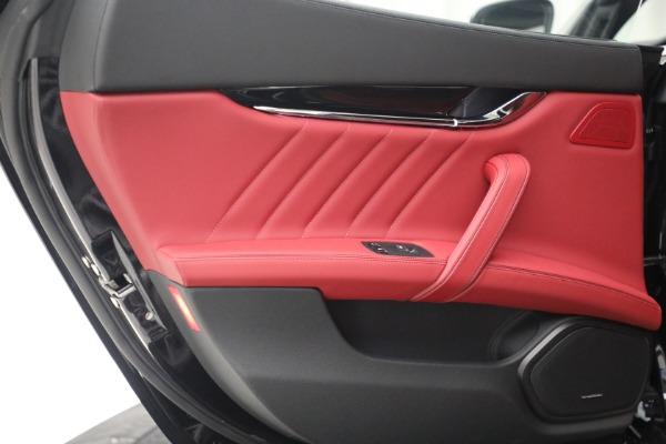 New 2021 Maserati Quattroporte S Q4 for sale $119,589 at Pagani of Greenwich in Greenwich CT 06830 26
