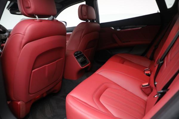 New 2021 Maserati Quattroporte S Q4 for sale $119,589 at Pagani of Greenwich in Greenwich CT 06830 27