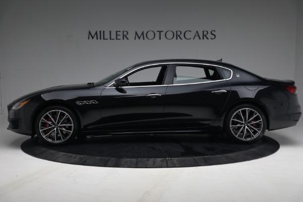 New 2021 Maserati Quattroporte S Q4 for sale $119,589 at Pagani of Greenwich in Greenwich CT 06830 3