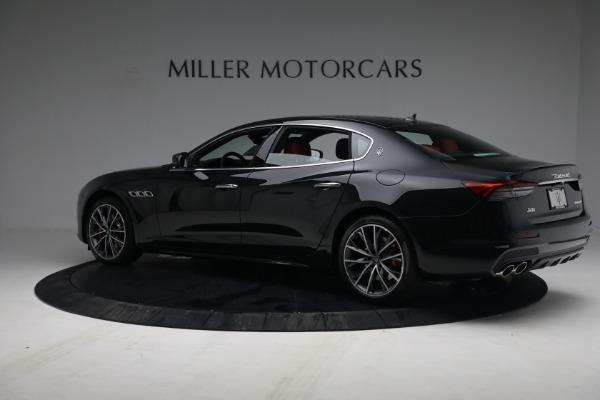 New 2021 Maserati Quattroporte S Q4 for sale $119,589 at Pagani of Greenwich in Greenwich CT 06830 4