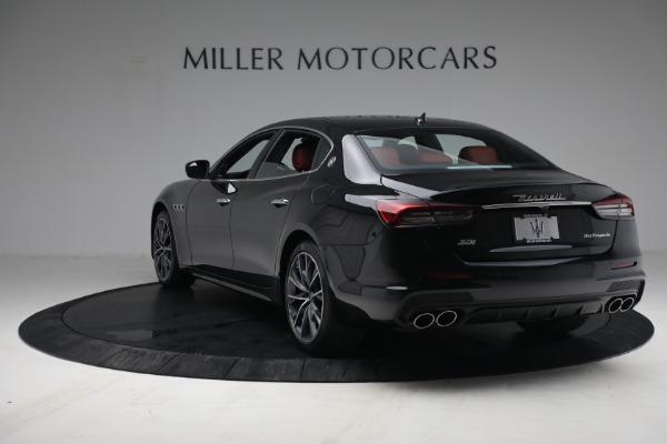 New 2021 Maserati Quattroporte S Q4 for sale $119,589 at Pagani of Greenwich in Greenwich CT 06830 5