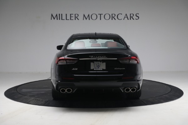 New 2021 Maserati Quattroporte S Q4 for sale $119,589 at Pagani of Greenwich in Greenwich CT 06830 6