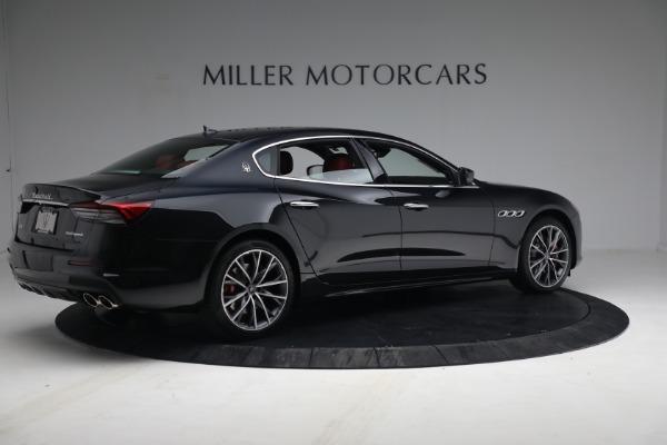 New 2021 Maserati Quattroporte S Q4 for sale $119,589 at Pagani of Greenwich in Greenwich CT 06830 8