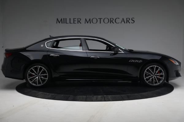 New 2021 Maserati Quattroporte S Q4 for sale $119,589 at Pagani of Greenwich in Greenwich CT 06830 9