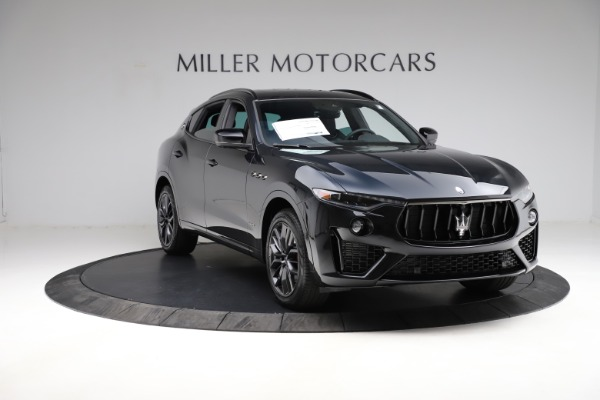 New 2021 Maserati Levante Q4 GranSport for sale $92,735 at Pagani of Greenwich in Greenwich CT 06830 12