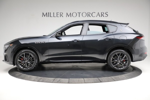 New 2021 Maserati Levante Q4 GranSport for sale $92,735 at Pagani of Greenwich in Greenwich CT 06830 3