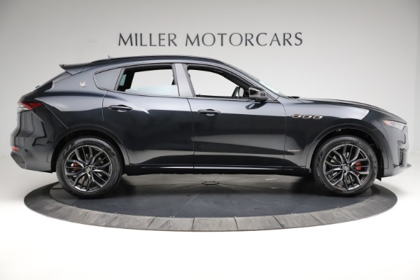 New 2021 Maserati Levante Q4 GranSport for sale $92,735 at Pagani of Greenwich in Greenwich CT 06830 8