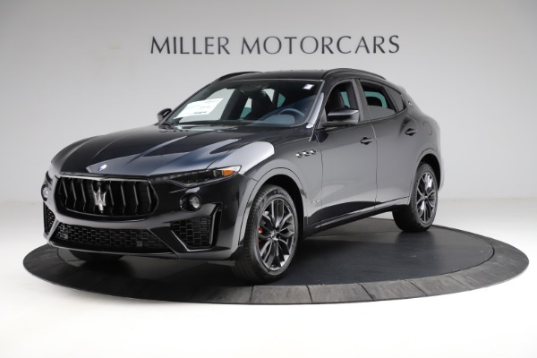 New 2021 Maserati Levante Q4 GranSport for sale $92,735 at Pagani of Greenwich in Greenwich CT 06830 2