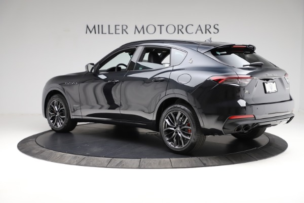 New 2021 Maserati Levante Q4 GranSport for sale $92,735 at Pagani of Greenwich in Greenwich CT 06830 4