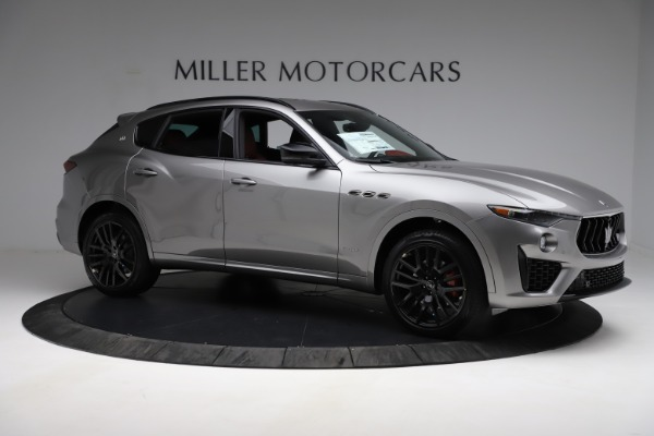 New 2021 Maserati Levante Q4 GranSport for sale $93,685 at Pagani of Greenwich in Greenwich CT 06830 10