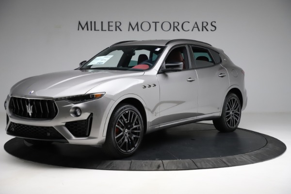 New 2021 Maserati Levante Q4 GranSport for sale $93,685 at Pagani of Greenwich in Greenwich CT 06830 2